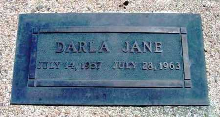 MCERLANE, DARLA JANE - Yavapai County, Arizona | DARLA JANE MCERLANE - Arizona Gravestone Photos