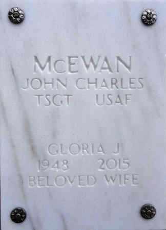 MCEWAN, GLORIA JEAN - Yavapai County, Arizona | GLORIA JEAN MCEWAN - Arizona Gravestone Photos