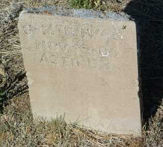 MCGOWAN, GEORGE - Yavapai County, Arizona | GEORGE MCGOWAN - Arizona Gravestone Photos
