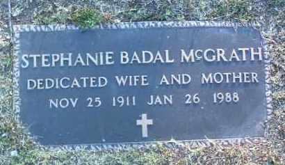 MCGRATH, STEPHANIE BADAL - Yavapai County, Arizona | STEPHANIE BADAL MCGRATH - Arizona Gravestone Photos