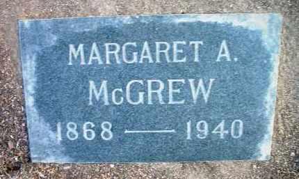 SCOTT MCGREW, MARGARET - Yavapai County, Arizona | MARGARET SCOTT MCGREW - Arizona Gravestone Photos