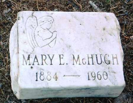 MCHUGH, MARY ELLEN - Yavapai County, Arizona   MARY ELLEN MCHUGH - Arizona Gravestone Photos