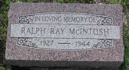 MCINTOSH, RALPH RAY - Yavapai County, Arizona | RALPH RAY MCINTOSH - Arizona Gravestone Photos