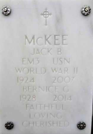 SULKERS MCKEE, BEATRICE G. - Yavapai County, Arizona | BEATRICE G. SULKERS MCKEE - Arizona Gravestone Photos