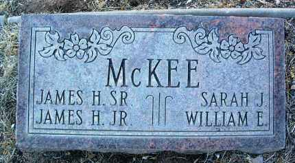MCKEE, WILLIAM EDWARD - Yavapai County, Arizona | WILLIAM EDWARD MCKEE - Arizona Gravestone Photos
