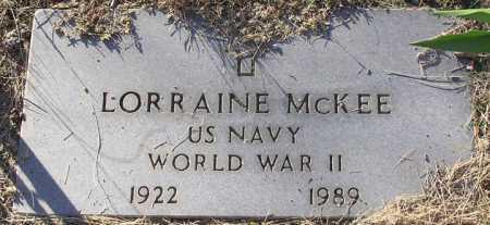 MCKEE, LORRAINE - Yavapai County, Arizona | LORRAINE MCKEE - Arizona Gravestone Photos