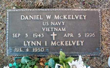MCKELVEY, LYNN I. - Yavapai County, Arizona | LYNN I. MCKELVEY - Arizona Gravestone Photos