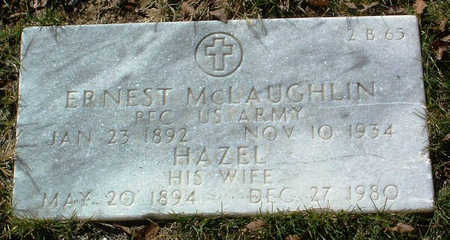 MCLAUGHLIN, ERNEST - Yavapai County, Arizona | ERNEST MCLAUGHLIN - Arizona Gravestone Photos
