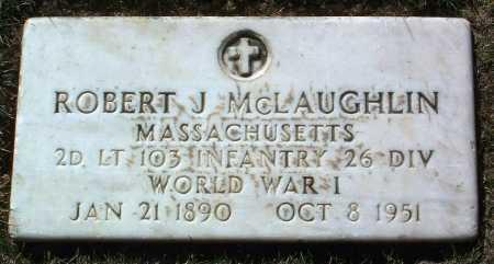 MCLAUGHLIN, ROBERT J. - Yavapai County, Arizona | ROBERT J. MCLAUGHLIN - Arizona Gravestone Photos