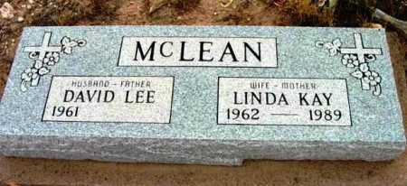 MCLEAN, LINDA KAY - Yavapai County, Arizona   LINDA KAY MCLEAN - Arizona Gravestone Photos