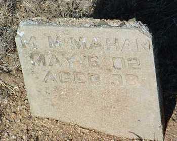 MCMAHAN, MICHAEL - Yavapai County, Arizona | MICHAEL MCMAHAN - Arizona Gravestone Photos