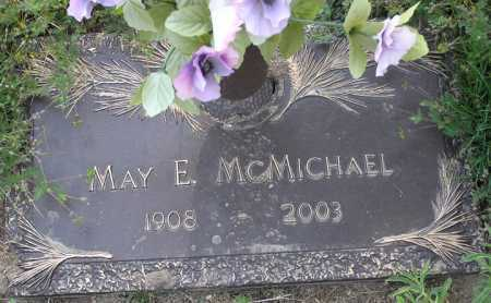 MCMICHAEL, MAY E. - Yavapai County, Arizona | MAY E. MCMICHAEL - Arizona Gravestone Photos