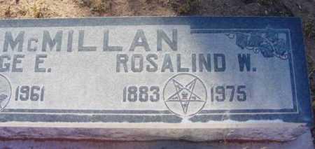 WINSHIP MCMILLAN, R. W.. - Yavapai County, Arizona | R. W.. WINSHIP MCMILLAN - Arizona Gravestone Photos