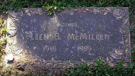MCMILLEN, ELLEN BARBARA - Yavapai County, Arizona   ELLEN BARBARA MCMILLEN - Arizona Gravestone Photos