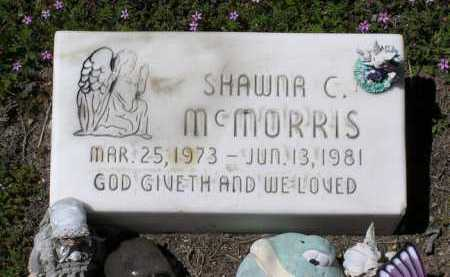 MCMORRIS, SHAWNA C. - Yavapai County, Arizona | SHAWNA C. MCMORRIS - Arizona Gravestone Photos