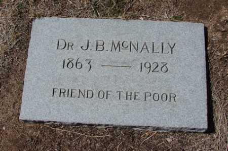 MCNALLY, JOHN BRYAN - Yavapai County, Arizona | JOHN BRYAN MCNALLY - Arizona Gravestone Photos