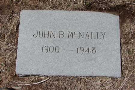 MCNALLY, JOHN BRYAN, JR. - Yavapai County, Arizona | JOHN BRYAN, JR. MCNALLY - Arizona Gravestone Photos
