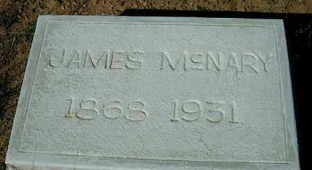 MCNARY, JAMES - Yavapai County, Arizona | JAMES MCNARY - Arizona Gravestone Photos