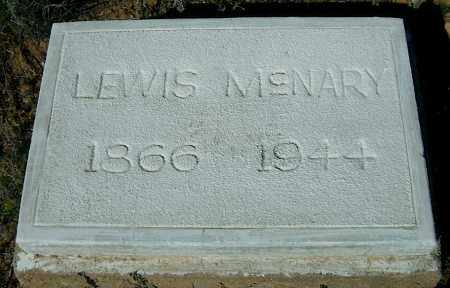 MCNARY, LEWIS - Yavapai County, Arizona | LEWIS MCNARY - Arizona Gravestone Photos