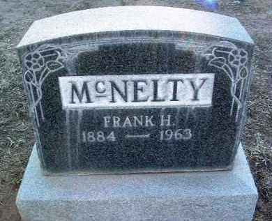 MCNELTY, FRANK HOWARD - Yavapai County, Arizona | FRANK HOWARD MCNELTY - Arizona Gravestone Photos