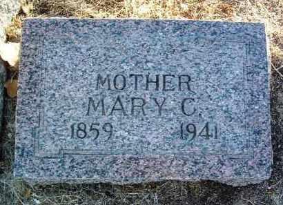 MCNULTY, MARY C. - Yavapai County, Arizona | MARY C. MCNULTY - Arizona Gravestone Photos