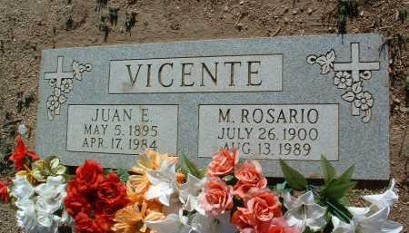 VINCENTE, JUAN ESPINOSA - Yavapai County, Arizona | JUAN ESPINOSA VINCENTE - Arizona Gravestone Photos