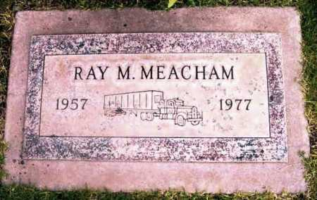 MEACHAM, RAY MARTIN - Yavapai County, Arizona | RAY MARTIN MEACHAM - Arizona Gravestone Photos