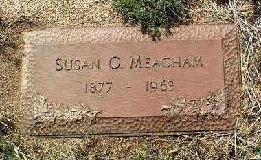 FERGUSON MEACHAM, S. - Yavapai County, Arizona | S. FERGUSON MEACHAM - Arizona Gravestone Photos