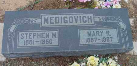 MEDIGOVICH, STEPHEN M. - Yavapai County, Arizona | STEPHEN M. MEDIGOVICH - Arizona Gravestone Photos