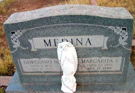 MEDINA, GORGONIO N. - Yavapai County, Arizona | GORGONIO N. MEDINA - Arizona Gravestone Photos