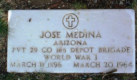 MEDINA, JOSE DENFINO - Yavapai County, Arizona | JOSE DENFINO MEDINA - Arizona Gravestone Photos
