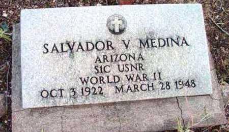 MEDINA, SALVADORE V. - Yavapai County, Arizona | SALVADORE V. MEDINA - Arizona Gravestone Photos