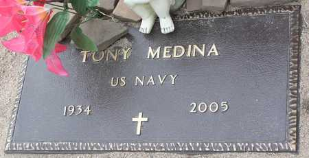 MEDINA, TONY - Yavapai County, Arizona | TONY MEDINA - Arizona Gravestone Photos