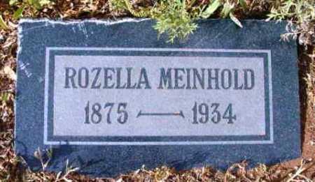SAINTZ MEINHOLD, ROZELLA / ROSALIE - Yavapai County, Arizona   ROZELLA / ROSALIE SAINTZ MEINHOLD - Arizona Gravestone Photos
