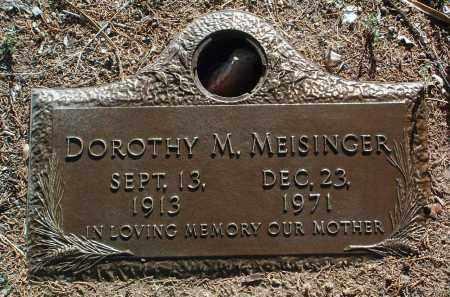RICE MEISINGER, DOROTHY MERTICE - Yavapai County, Arizona   DOROTHY MERTICE RICE MEISINGER - Arizona Gravestone Photos