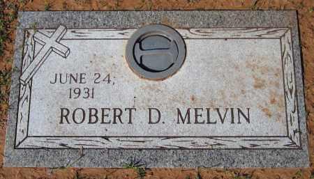 MELVIN, ROBERT D. - Yavapai County, Arizona   ROBERT D. MELVIN - Arizona Gravestone Photos