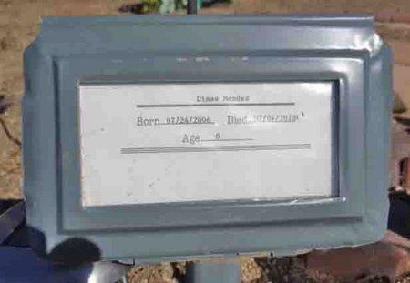 MENDEZ, DIMAS - Yavapai County, Arizona | DIMAS MENDEZ - Arizona Gravestone Photos