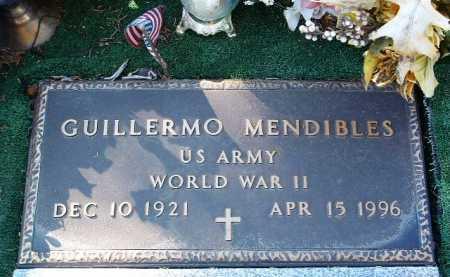 MENDIBLES, GUILLERMO - Yavapai County, Arizona | GUILLERMO MENDIBLES - Arizona Gravestone Photos
