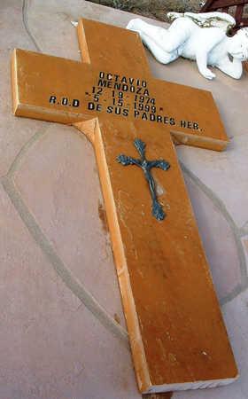 MENDOZA, OCTAVIO - Yavapai County, Arizona | OCTAVIO MENDOZA - Arizona Gravestone Photos