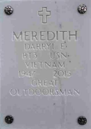 MEREDITH, DARRYL EUGENE - Yavapai County, Arizona | DARRYL EUGENE MEREDITH - Arizona Gravestone Photos