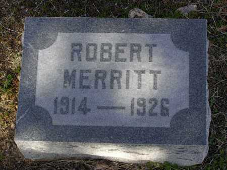 MERRITT, ROBERT - Yavapai County, Arizona | ROBERT MERRITT - Arizona Gravestone Photos