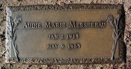 MERSEREAU, AUDIE MARIE - Yavapai County, Arizona   AUDIE MARIE MERSEREAU - Arizona Gravestone Photos