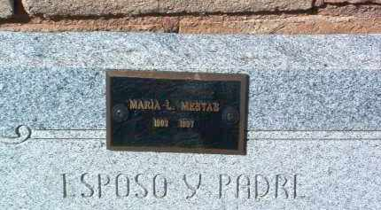 MESTAS, MARIA L. - Yavapai County, Arizona | MARIA L. MESTAS - Arizona Gravestone Photos