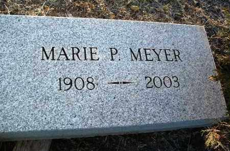 MEYER, MARIE PAULA - Yavapai County, Arizona   MARIE PAULA MEYER - Arizona Gravestone Photos