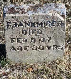 MICER, FRANK - Yavapai County, Arizona | FRANK MICER - Arizona Gravestone Photos