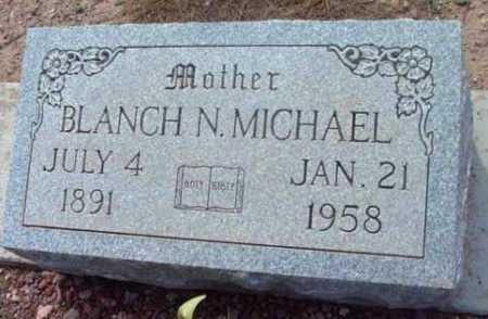 WEAVER MICHAEL, BLANCH - Yavapai County, Arizona | BLANCH WEAVER MICHAEL - Arizona Gravestone Photos