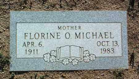 MICHAEL, FLORINE O. - Yavapai County, Arizona | FLORINE O. MICHAEL - Arizona Gravestone Photos