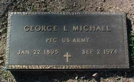 MICHAEL, GEORGE LEE - Yavapai County, Arizona | GEORGE LEE MICHAEL - Arizona Gravestone Photos
