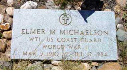 MICHAELSON, ELMER M. - Yavapai County, Arizona | ELMER M. MICHAELSON - Arizona Gravestone Photos