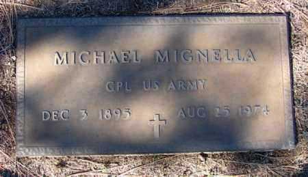 MIGNELLA, MICHAEL - Yavapai County, Arizona | MICHAEL MIGNELLA - Arizona Gravestone Photos